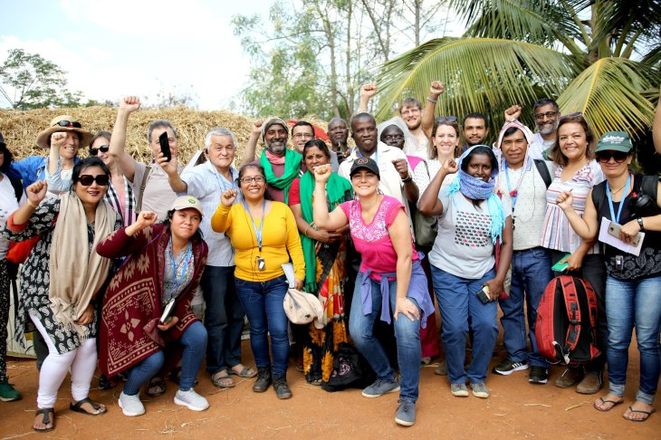 """Agroecology is a collective resistance against climate change and is the people's alternative to agribusiness,"" said Kavitha Kuruganti of ASHA (Alliance for Sustainable and Holistic Agriculture), a pan-Indian network of nearly 400 diverse groups that advocates for the wellbeing of small and landless farmers, and access to healthy, locally-produced food. The Indian experience illustrates that with favorable public policies, government support and strong grassroots organizing, agroecology can be adopted rapidly across rural communities."