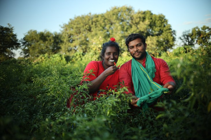 "Azim Premji Philanthropic Initiatives (APPI), an Indian donor organization, has granted  $14 million (100 crores) to the  Zero Budget Natural Farming  initiative in Andhra Pradesh -- specifically towards technical support and natural farming fellowships for youth. It is currently the largest private grant to support agroecology worldwide.  ""We saw an agrarian crisis and recognized that small and marginal farmers were vulnerable. We partnered with the government of Andhra Pradesh, which has shown a deep commitment to ensuring farmers are self-reliant,"" said Tasqeen Macchiwalla, General Manager at APPI."