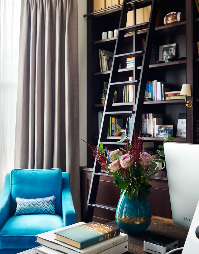 Take A Tour Of This Smart Victorian Townhouse In London