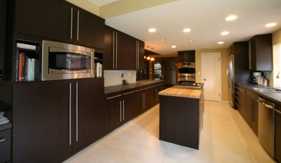 Refaced Cabinets