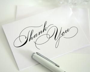 ThankYouDonations