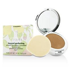 Beyond Perfecting Powder Foundation + Corrector - # 11 Honey (MF-G) --14.5g/0.51oz