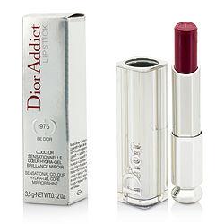 Dior Addict Hydra Gel Core Mirror Shine Lipstick - #976 Be Dior --3.5g/0.12oz