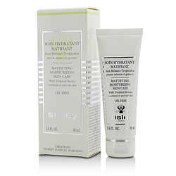 Mattifying Moisturizing Skin Care with Tropical Resins - For Combination & Oily Skin (Oil Free) --50ml/1.6oz