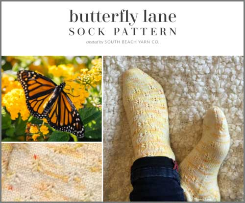 Featured Image Butterfly Lane Socks