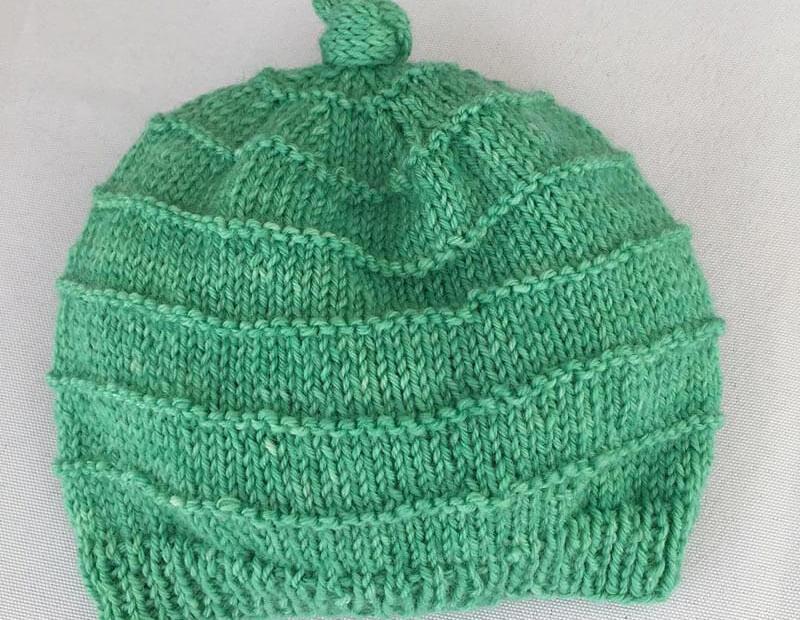 Little Green Hat