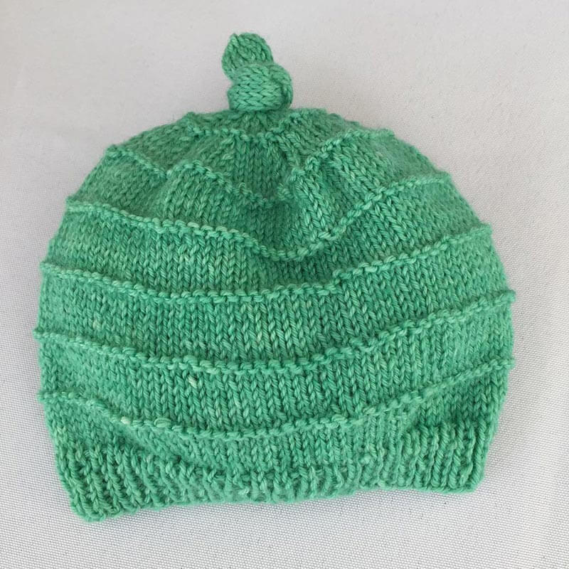 Little Green Hat
