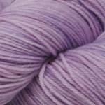 Lavender Twilight on Sock Yarn