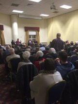 Public Meeting 16 Jan 2017 - Rates Campaign