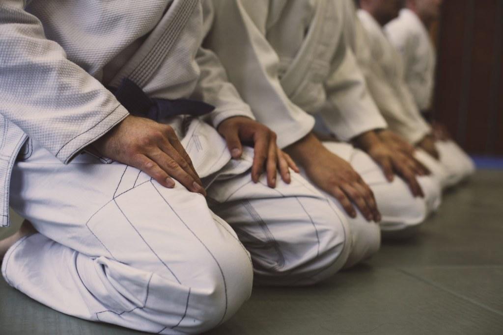 Jiu Jitsu Warriors