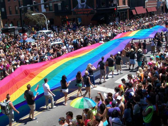 Chicago Gay Pride 14