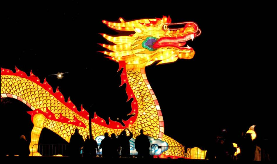 China Chinese dragon