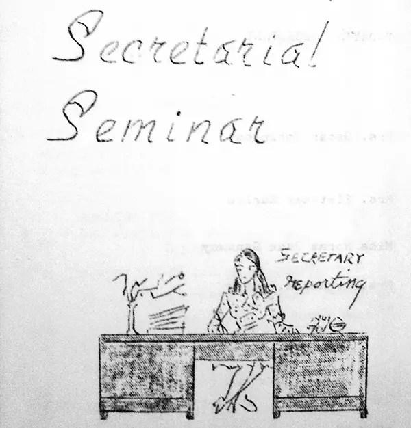 Secretarial_Seminar