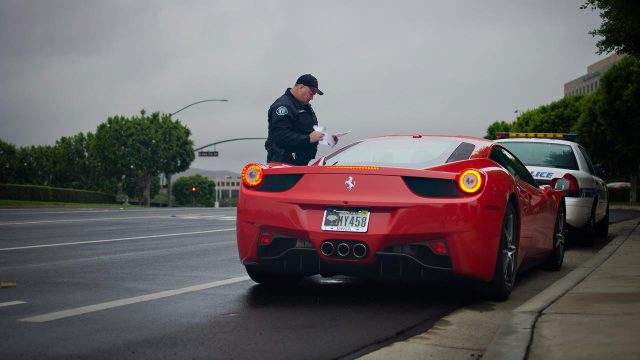 Ferrari-cop