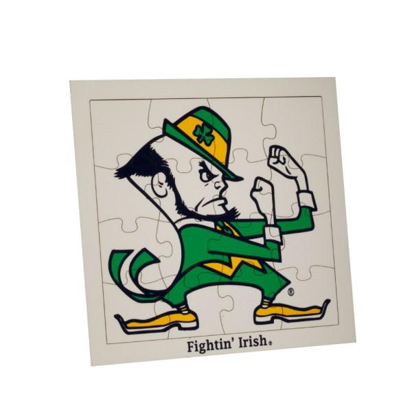 Notre Dame Leprechaun Jigsaw Puzzle