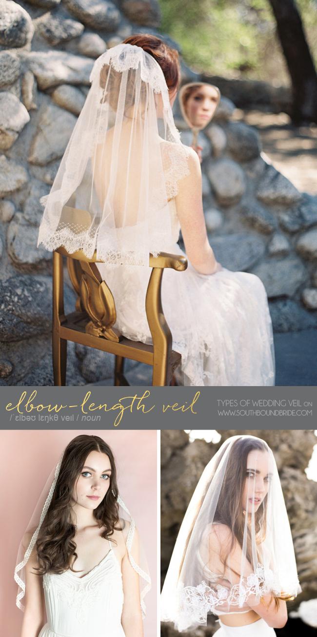 Different Types Of Wedding Veil SouthBound Bride