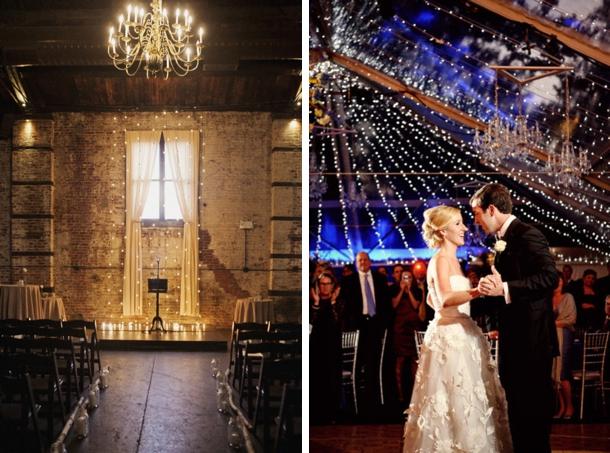Southboundbride Fairy Twinkle Lights Wedding 009