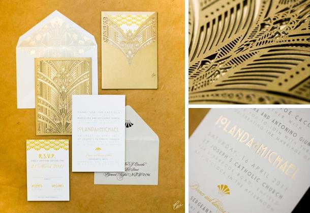 Wedding Invitations F1202p