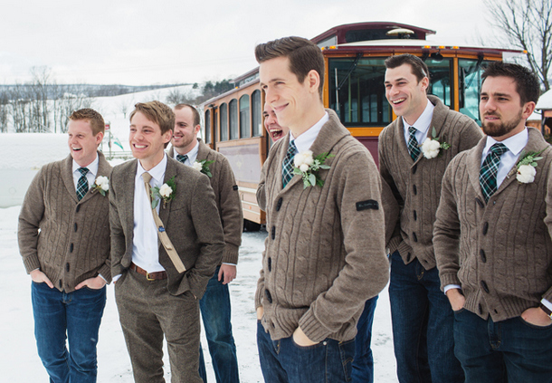 20 Smart Casual Looks For Groomsmen
