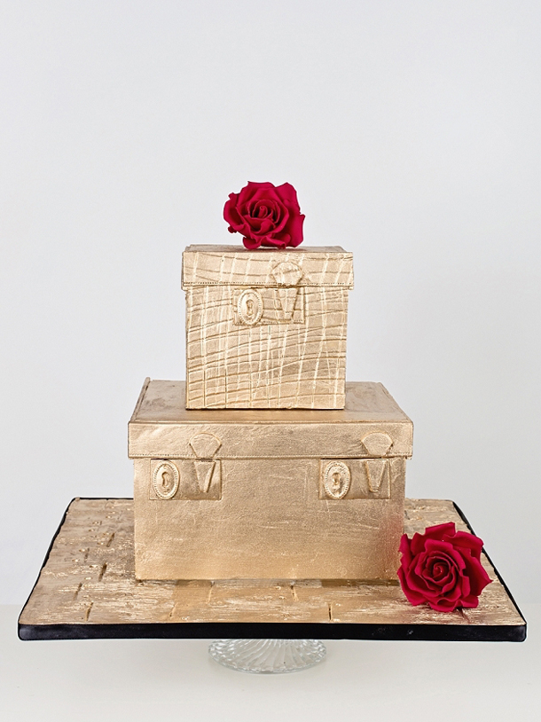 20 Travel Themed Wedding Cakes SouthBound Bride