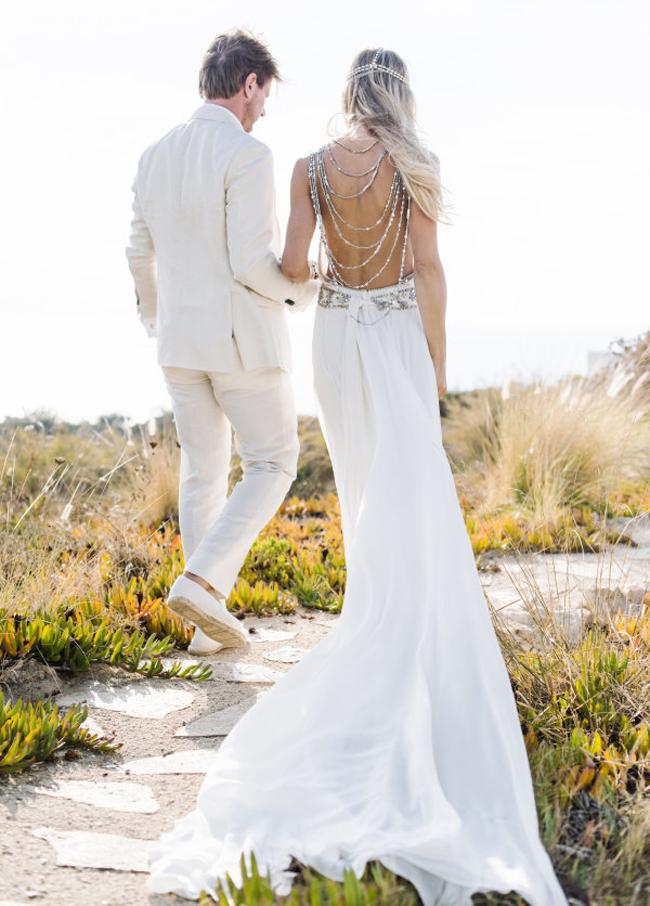 20 Dreamy Beach Wedding Dresses SouthBound Bride