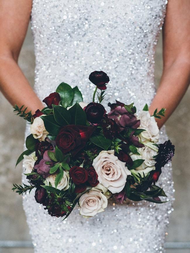 20 Dark Amp Moody Jewel Tone Bouquets SouthBound Bride