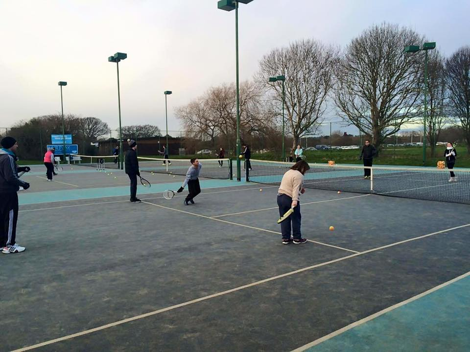 Learning disability tennis (2)