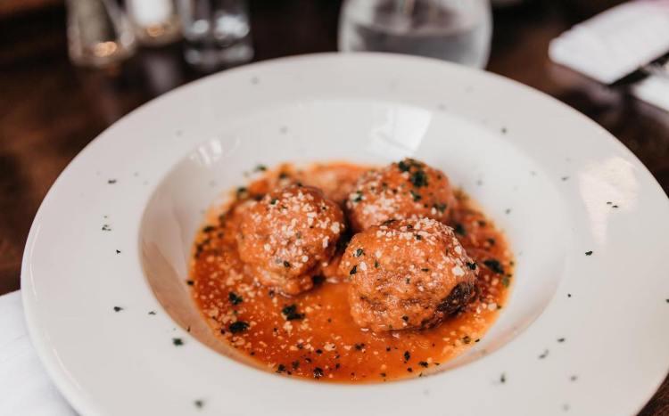 Sophia's Homemade Meatballs