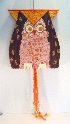 Paper Craft Owl