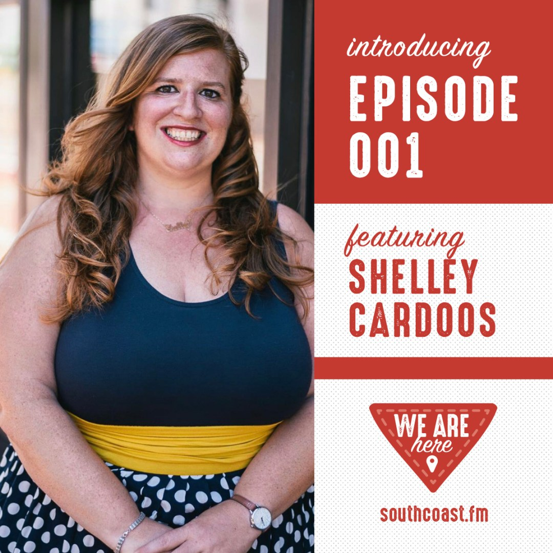 Shelley Cardoos EforAll We Are Here Podcast