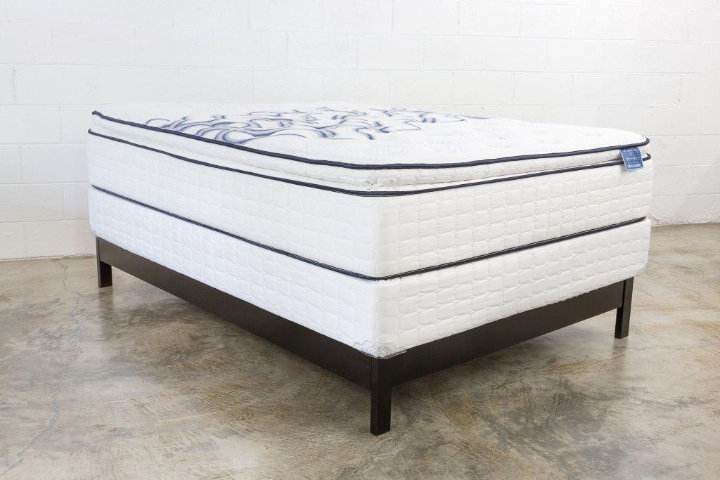 diamond mattress surfside pillow top
