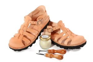 S'Khumba Crafts Hand Made Leather Shoes