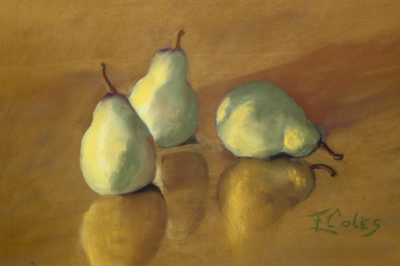 Still/Flora/Fauna - Commended - Eunice Coles - Pastel Pears