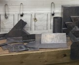 Examples of leadwork included in the 3 or 5 Day courses