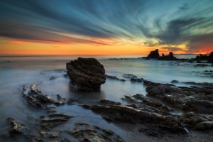 Long Exposure Outing  at Corona Del Mar @ Little Corona Del Mar | Corona | California | United States