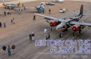 History on the Flight Line @ Lyon Air Museum | Santa Ana | California | United States