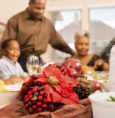 7 Tips for a Heart-Healthy Thanksgiving Meal
