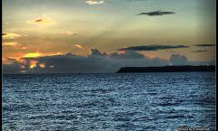 Sunrise at 5.30am