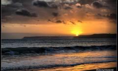 26/9/2015 sunrise over torbay
