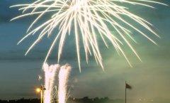 Paignton Regatta Fireworks