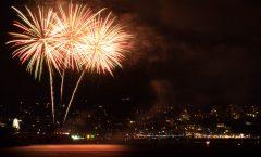 Paignton Regatta Fireworks Video
