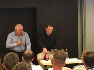 Micky Hazard & Graham Roberts – Q & A – Punjabi Spurs
