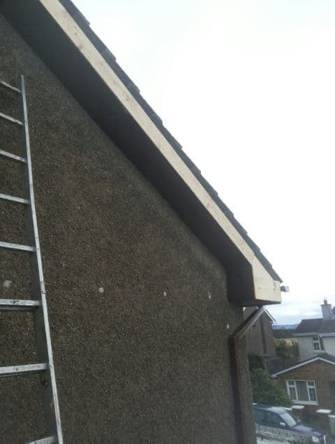 Guttering Fascia and Soffit in Dublin
