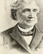 Justin Smith Morrill served as a Vermont Representative and Senator from 1855-1898. He is best known for authoring the Morrill Act in 1862, which created the land-grant university system, and the Second Morrill Act in 1894, which expanded the system to include historically black colleges and universities. (Historical photo)