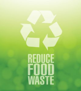 recycle reduce food waste