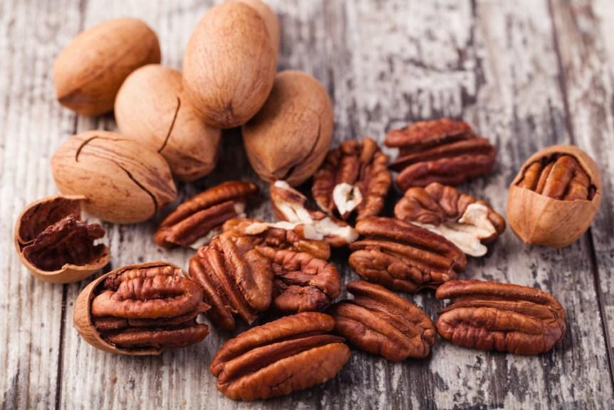 nut production