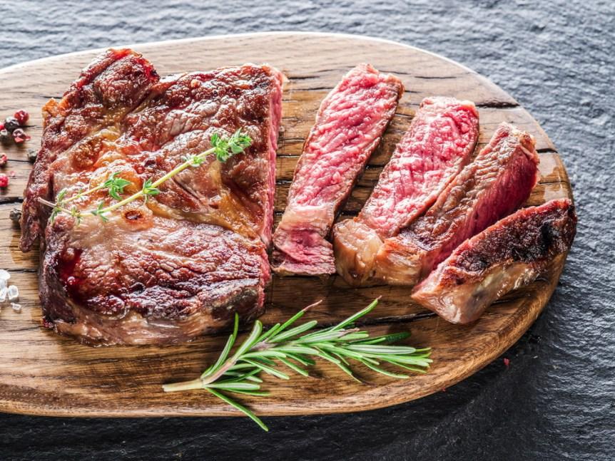 grass fed beef grain fed beef