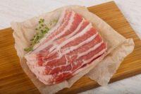 bacon pork prices