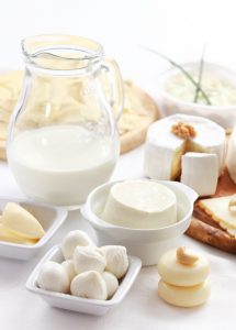 dairy fats