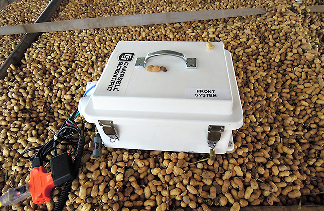 drying sensor